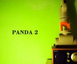 PANDA 2- DUST SEPARATION VACUUM CLEANER (100% SUPPORT-FREE )
