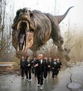 The Exit and Dinosaurs!