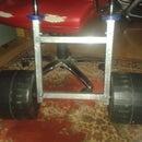 Lightweight Bigwheel Kayak Trolley