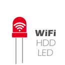 WiFi HDD LED