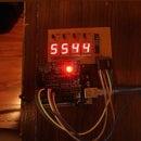 Arduino + Serial 7 Segments Display