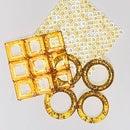 DIY Bead Coasters - 3 Ways