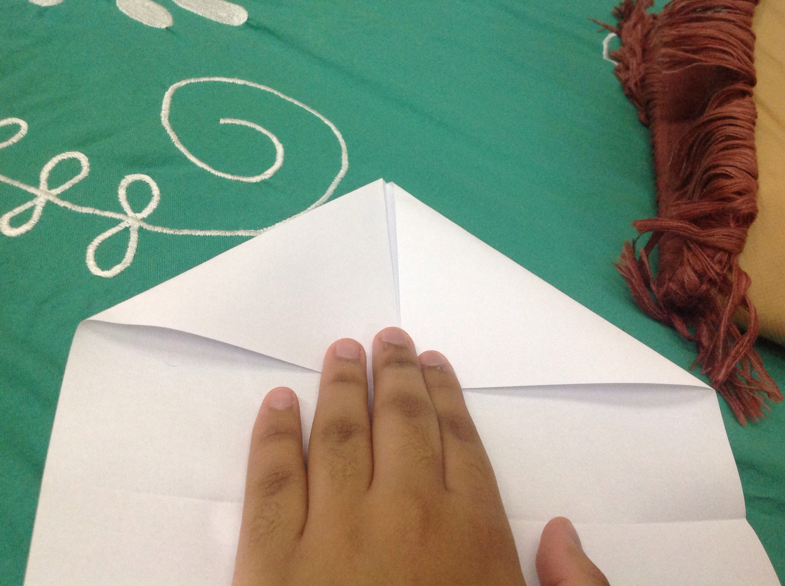 Picture of How to Make Envelope