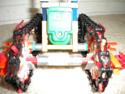 Knex Tank V2