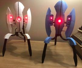 Portal 2 Turret Gun