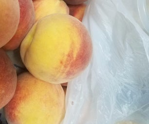 Summer Peach Sauce