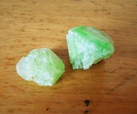 Growing Crystals!