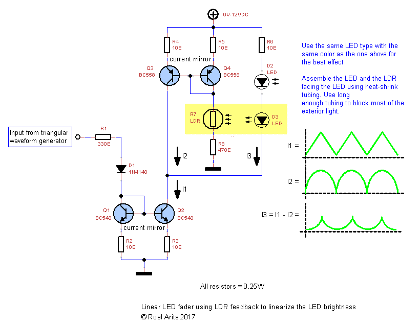 Picture of Schematic2 - Closed Loop LED Fader Circuit