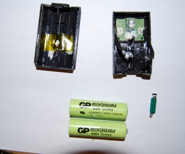 Xbox 360 Rechargeable Battery Pack Tear down