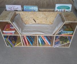 Reading Bench for Kids