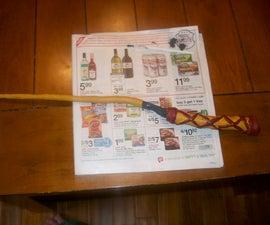 How to make George Weasley's Wand
