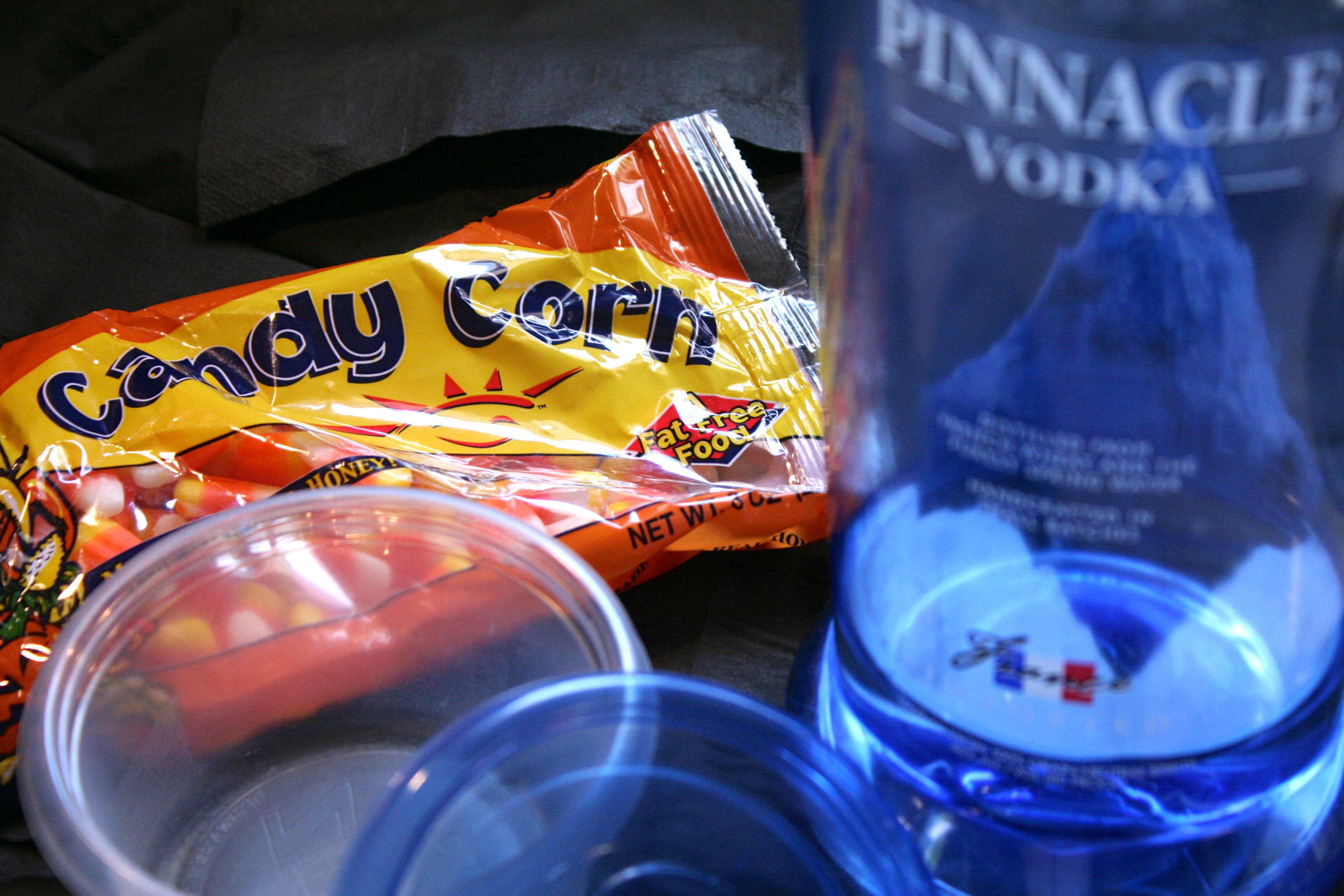Picture of How to Make Candy Corn Infused Vodka