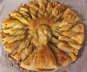 Pastry Puff Turkey