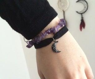 Moon Phase Beads and Bracelet!