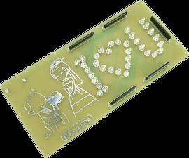 Design a Romantic PCB Using a Free PCB Design Tool - EasyEDA