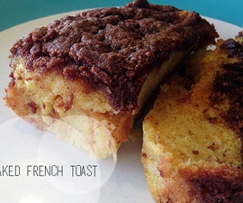 Baked French Toast Recipe