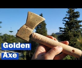 Golden Axe! How to Make It