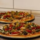 How to Make Sourdough Pizzas