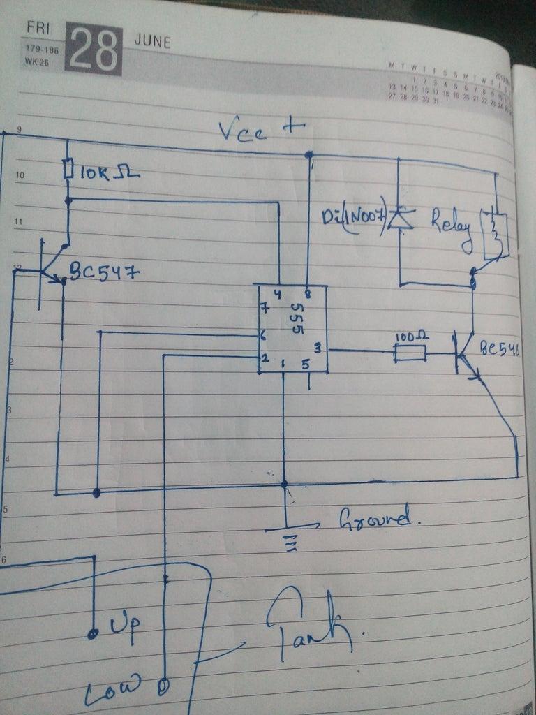 Well Jet Pump Wiring Diagram Volt on