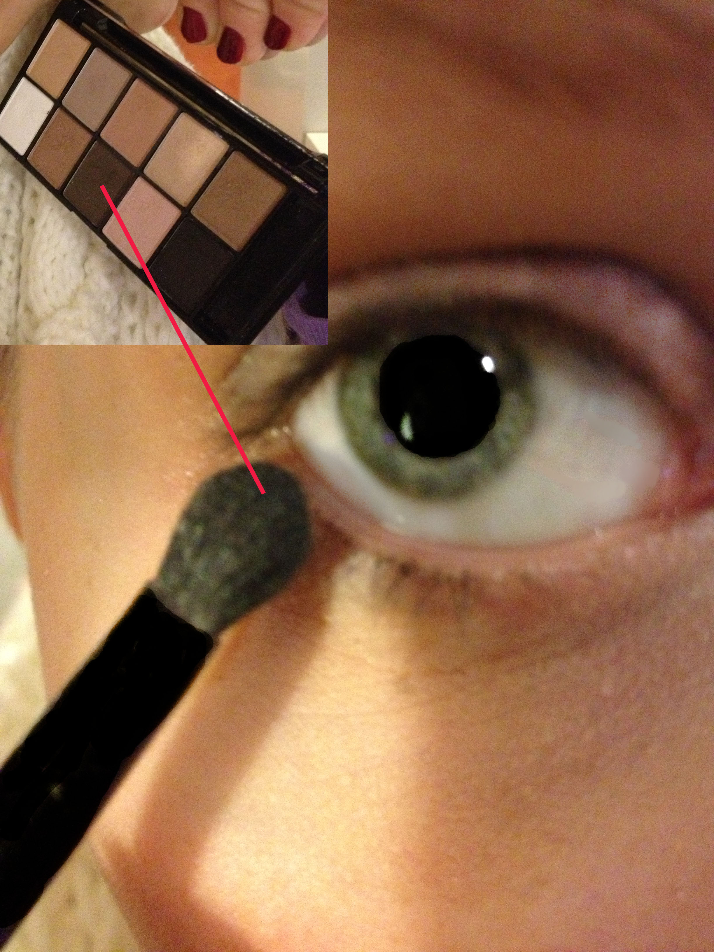 Picture of Contouring the Eye