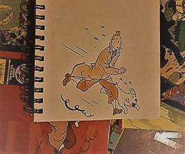 How to Draw: Tin Tin