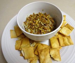 Dip Into Pumpkin Seed Oil