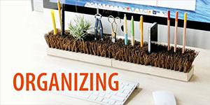 organizing