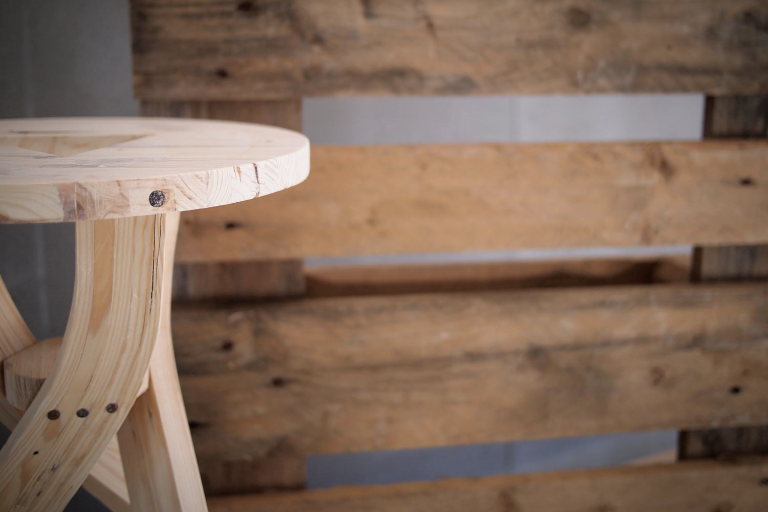 Reclaimed Wood Contest