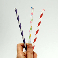 DIY Pixie Sticks