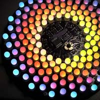 Hypnotic LED Art