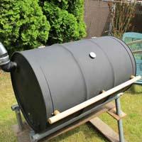 Build a BBQ Barrel
