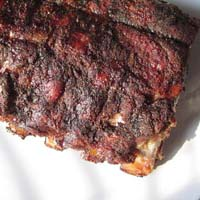 Oven Cooked Ribs
