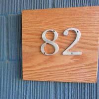 House Address Marker