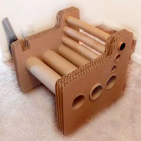 Save Money on Furniture with Cardboard