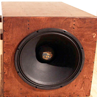 Infrasonic Subwoofer for Experimenting