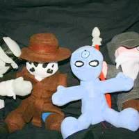 Custom Plush Characters