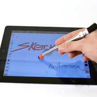 Easy iPad Stylus