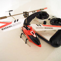 Improve Life and Performance of RC Helicopters