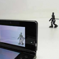 3DS Stop Motion Animation