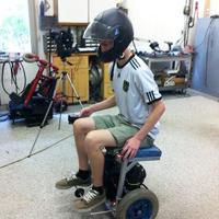 Self-Balancing Vehicle