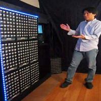 Voice-Controlled Storage Bot