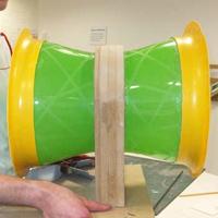Diffuser Wind Turbine