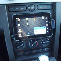 Tablet As Car PC