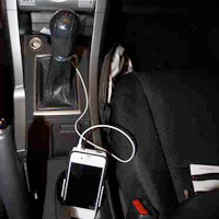 Hands-Free Phone System for Car
