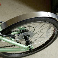 Make a Bike Fender