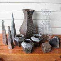 Make a Steel Vase