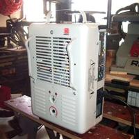 Metal Heater Case Mod